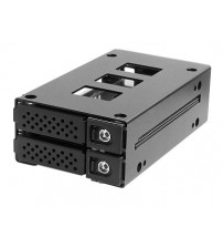 12G-With HDD Tray,1 x slim bay/2* 7~15mm SSD
