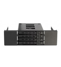 12G-With HDD Tray,1 x slim bay for 4* 7mm SSD on 5.25bay bracket
